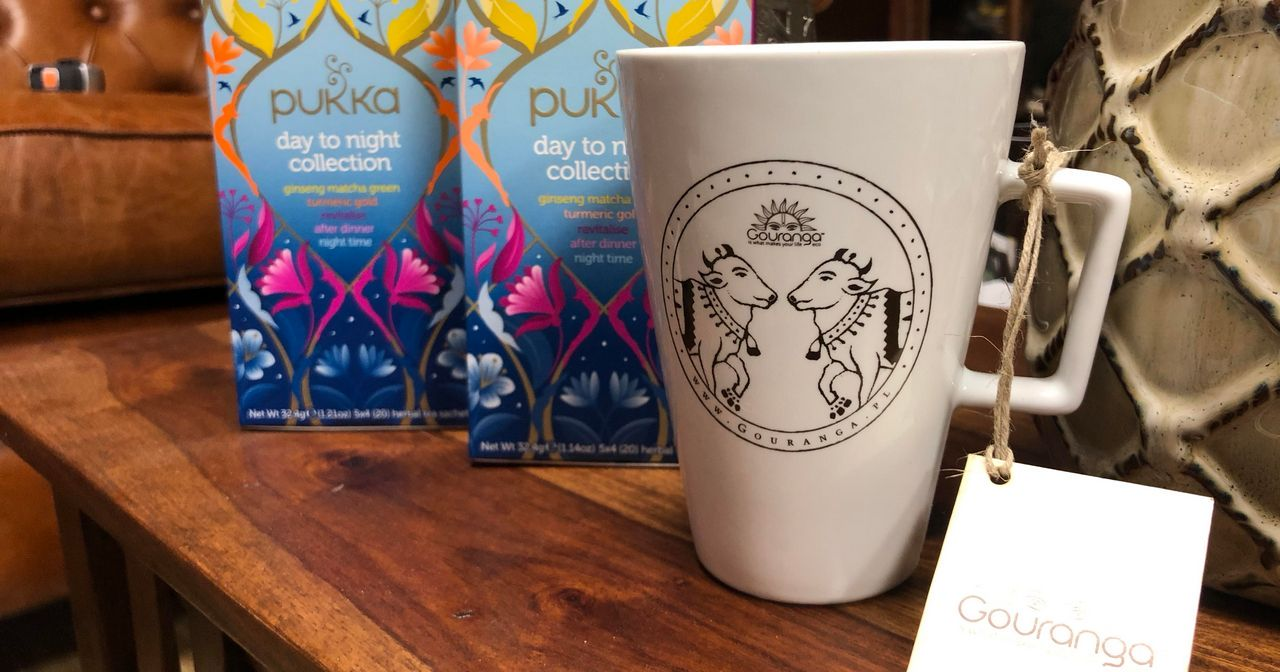 Ekologiczne herbaty funkcjonalne Pukka Herbs