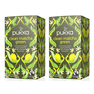 Pukka Clean Matcha Green
