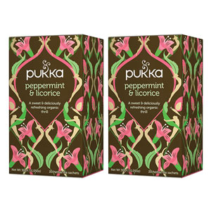 Pukka Peppermint & Licorice