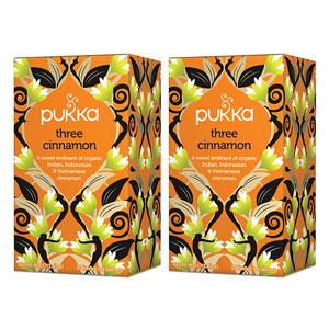 Pukka Three Cinnamon