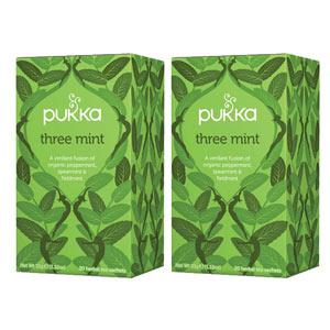 Pukka Three Mint