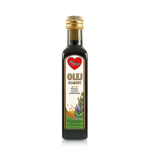 Olej sezamowy 250 ml