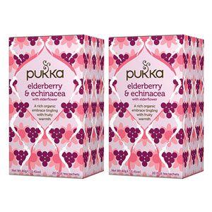 Pukka Elderberry & Echinacea