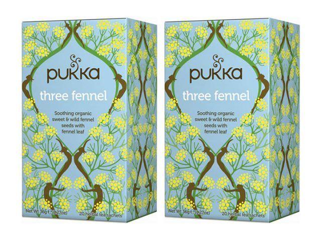 Pukka Three Fennel